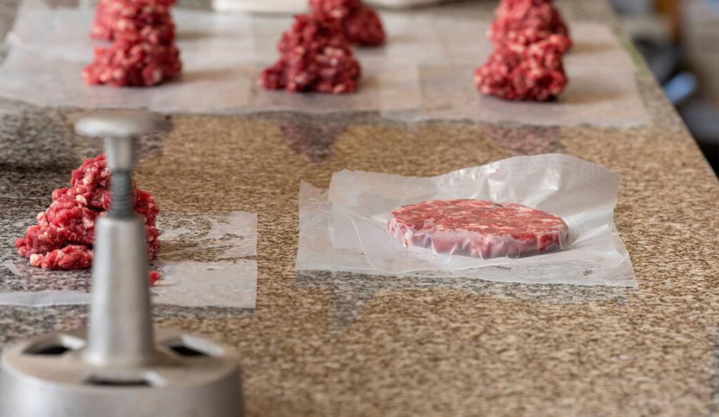 burgemet para carne picada y hamburguesas